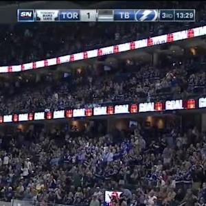 Maple Leafs at Lightning / Game Highlights