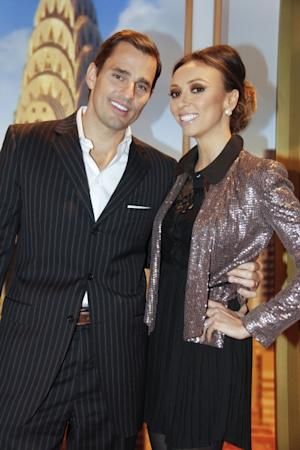 Bill Rancic and Giuliana Rancic visit 'The Wendy Williams Show' at The Wendy Williams Show Studio in New York City on December 6, 2011  -- Getty Premium