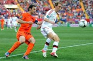 Mark van Bommel devastated at Netherlands' defeat to Denmark