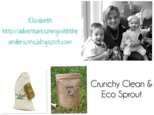 Eco Sprout Soap like Julie and Crunchy Clean