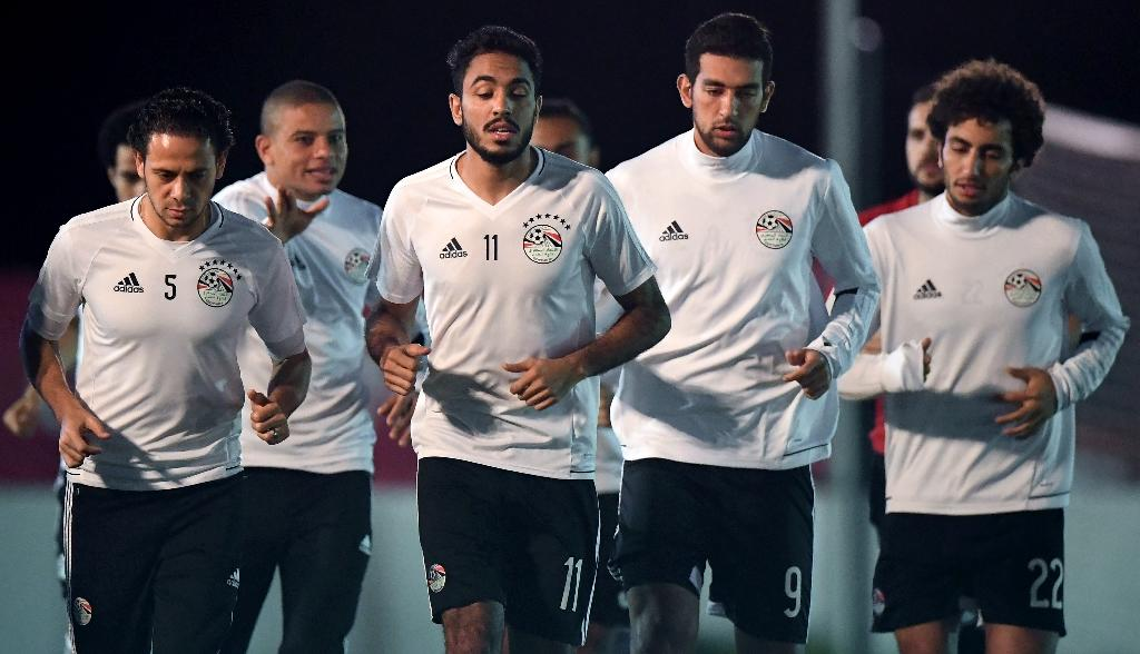 Egypt look to join Ghana in Cup of Nations quarters