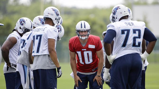 Titans' O line ready for pressure from Packers