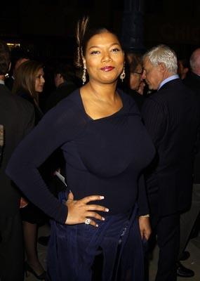 Queen Latifah at the LA premiere of Miramax's Chicago