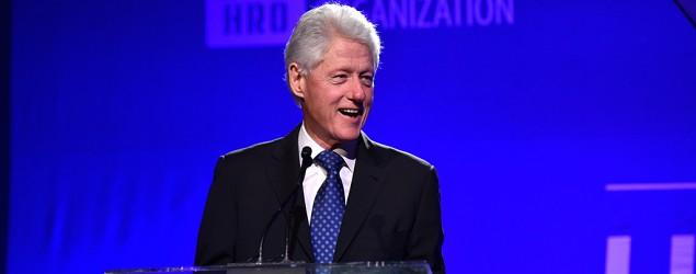 Bill Clinton wants to be called 'Adam' if...