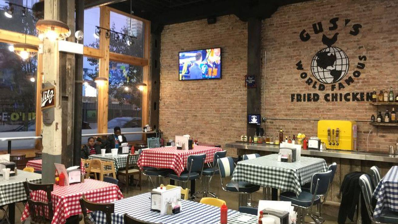 Nagrant Thinks Gus's is Fried Chicken King; Sula Calls Sociale a Hidden Gem; More