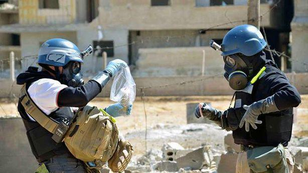Syria Met a Major Chemical Weapons Deadline to Destroy Production Facilities