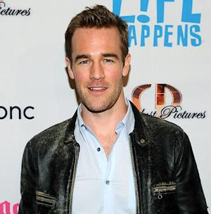"James Van Der Beek: I ""Hide"" When I Hear Dawson's Creek Theme Song"