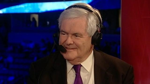 RNC 2012:  Newt Gingrich Wants a Return to Real Issues