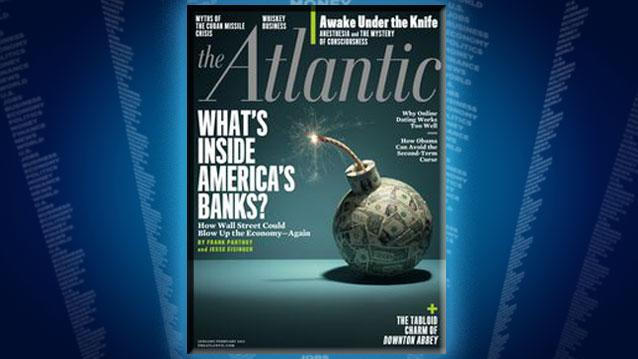 What's Inside America's Banks? No One Knows, Says ProPublica's Jesse Eisinger