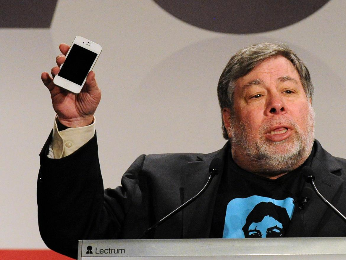 Woz: We've made machines too important