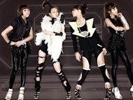 2NE1 to hold first world tour