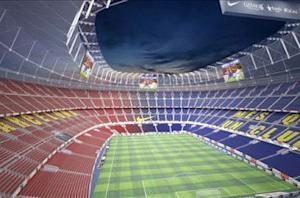 Barcelona unveils plans for new Camp Nou