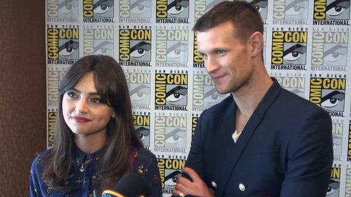 Comic Con 2013: Matt Smith On Leaving 'Doctor Who'