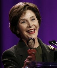 laura bush it gets better
