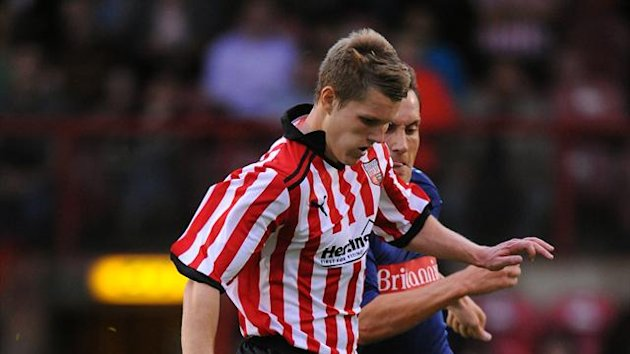 Brentford's Jake Reeves