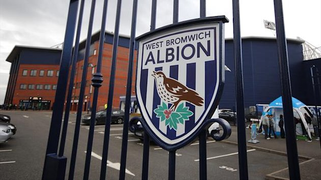 An external shot of the Hawthorns (PA Photos)