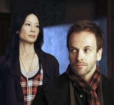 RATINGS RAT RACE: Post-Super Bowl Airing Of 'Elementary' Down From 'The Voice' Last Year