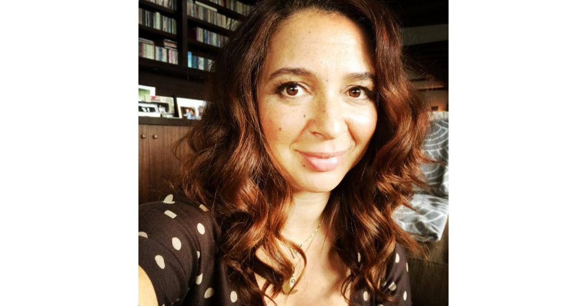 What Mom or Dad Does Maya Rudolph Admire?