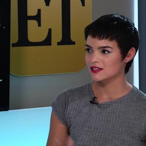 'Deadpool' Star Brianna Hildebrand on Becoming One of the 'X-Men' and Her Teenage Crush Ryan Reynolds