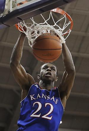 No. 6 Kansas holds off No. 16 Iowa State, 92-81