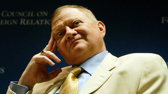 Tom Clancy: Remembering the master of the military thriller