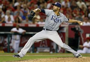 Rays shut out Angels behind Price for 7-0 win