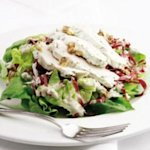 Spring Chicken & Blue Cheese Salad