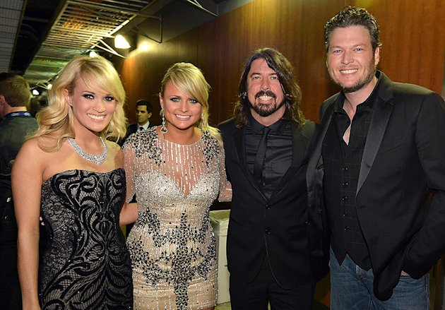 Carrie Underwood, Miranda …