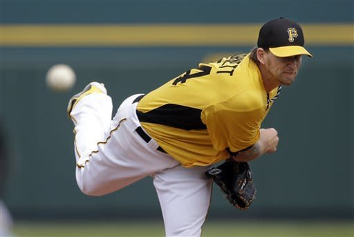 Burnett preps for opener in 5-4 loss to Twins