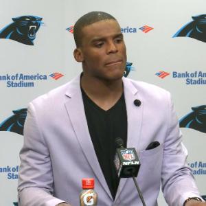 Carolina Panthers postgame press conference
