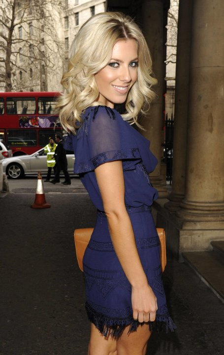 Mollie KingLondon Fashion Week - Autumn/Winter 2012 - David Koma - Outside ArrivalsLondon, England - 21.02.12Mandatory Credit: Stuart Castle / WENN.com