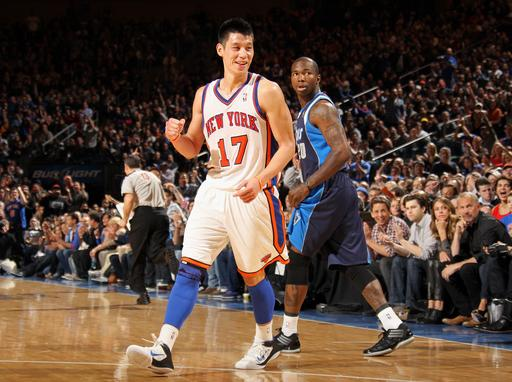Jeremy Lin, as in win, sends Knicks past Mavericks