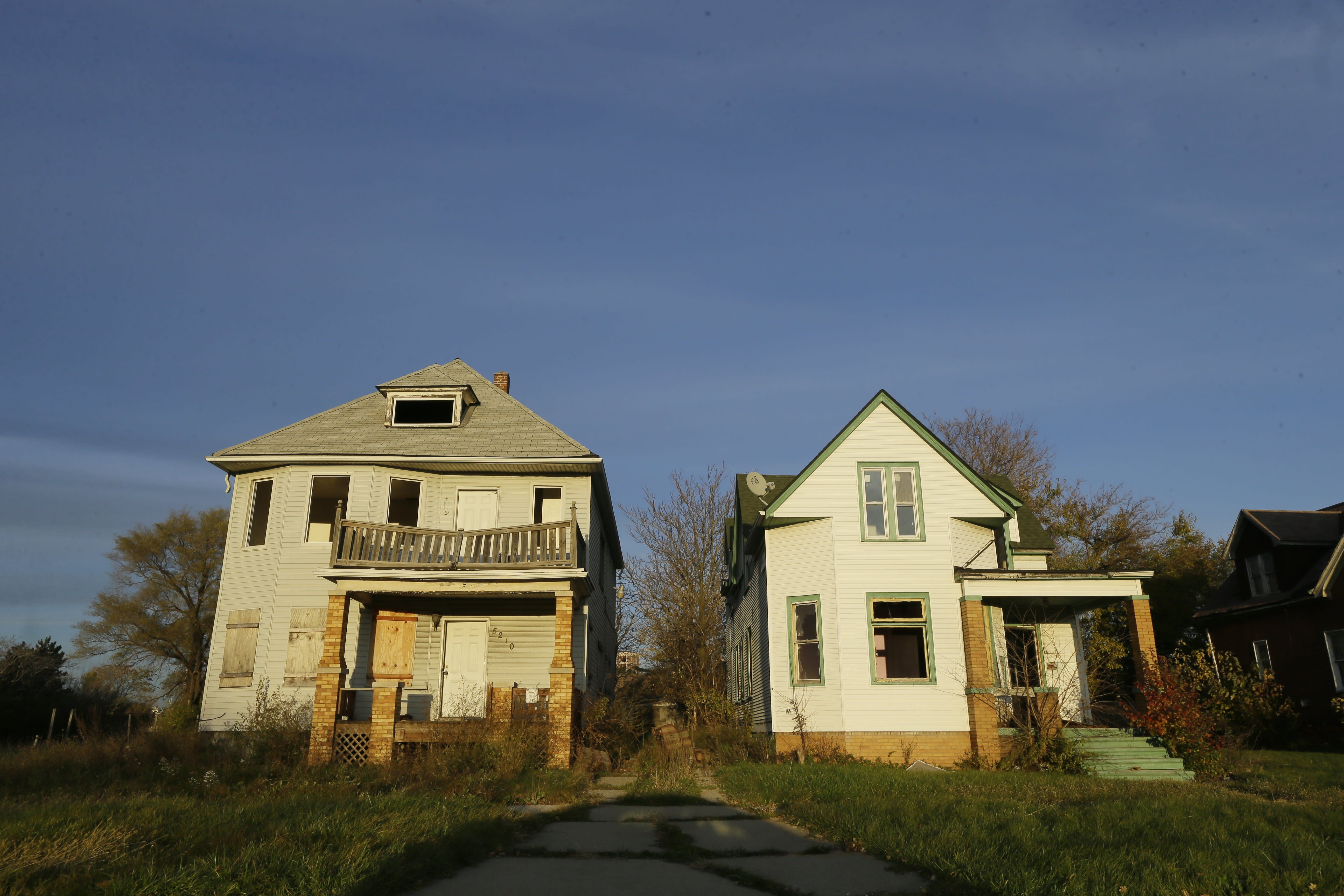 Michigan divides up $75 million in blight funding