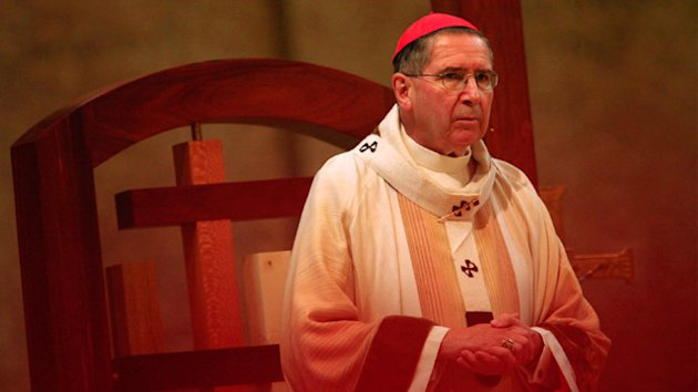 Anger Over US Cardinal Voting for Pope (ABC News)