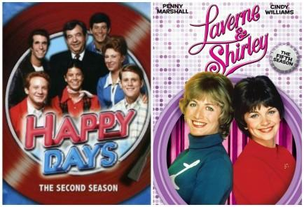 Happy Days Spin-Off - Laverne & Shirley