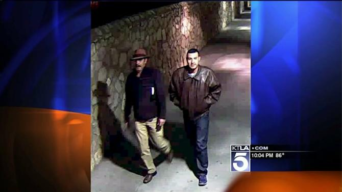 Father of Fugitive Ex-LAPD Officer Charged After Allegedly Walking His Son Into Mexico