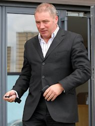 Ally McCoist has given trials to two players