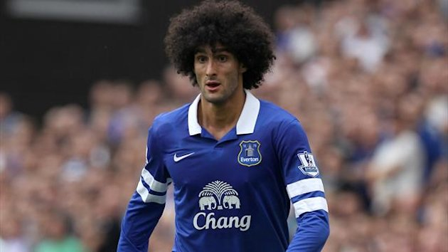 Marouane Fellaini, Everton (PA Photos)
