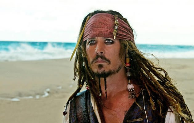 Johnny Depp reprises his role (Yahoo! Movie Still)