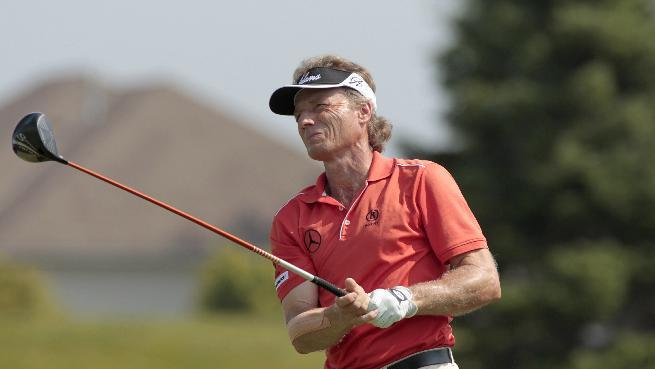 Bernhard Langer wins again on Champions Tour