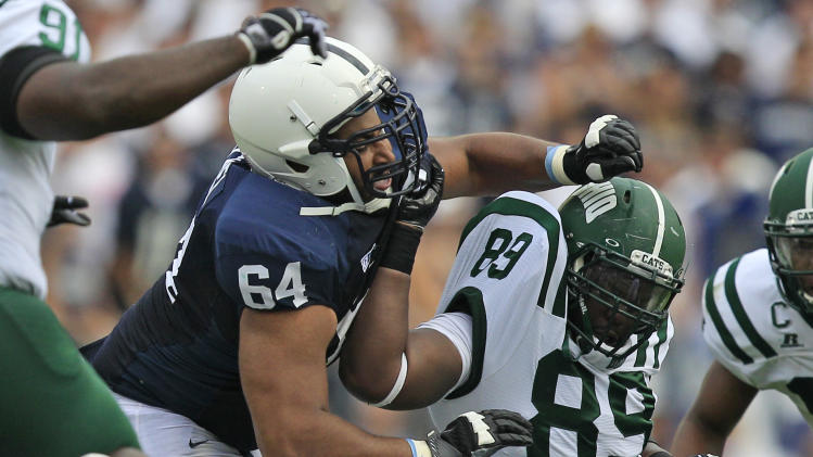 John Urschel's diary: Road to the NFL draft