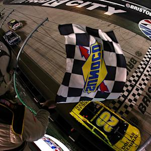 Final Laps: Kenseth wins at Bristol