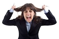 Pulling your hair out over a difficult coworker?