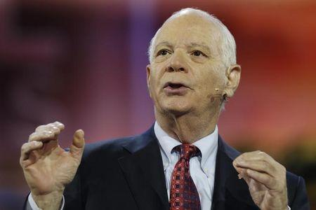 Cardin addresses the AIPAC policy conference in Washington