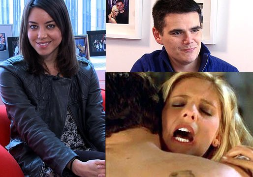 New Spoiler Alert!: Parks and Rec&#39;s Aubrey Plaza Is the New Buffy the Vampire Slayer!