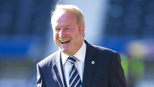 Kilmarnock fans have been unhappy with chairman Michael Johnston's running of the club