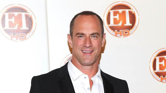 Christopher Meloni Emmy Prty