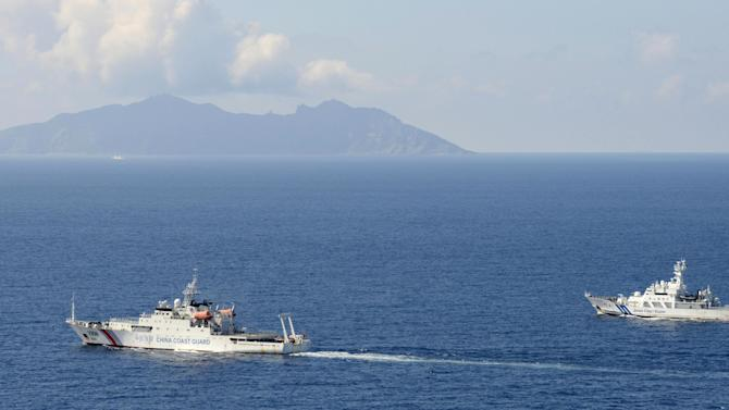 Japan boosts security near isles in China dispute