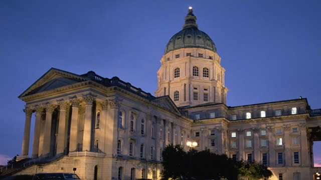 """Why Kansas Gov. Sam Brownback Believes His """"Red State"""" Tax Model Will Work"""