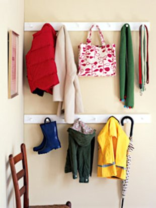 10 entryway storage ideas
